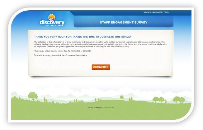 GREAT LOOKING SURVEYS