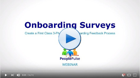 Staff Onboarding Surveys By Peoplepulse