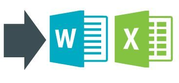EXPORT TO WORD & EXCEL