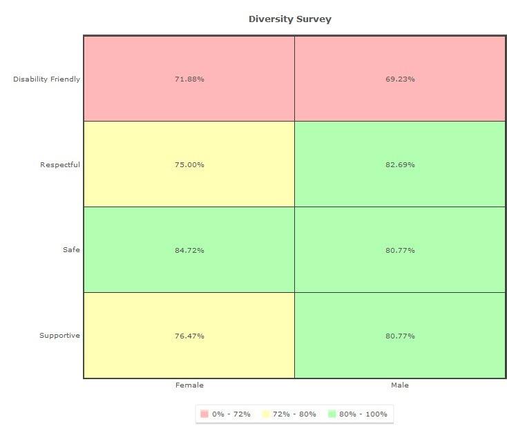 questionnaire on workforce diversity